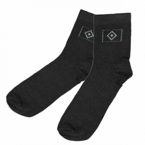 HSV Business Socken Raute 2er Set