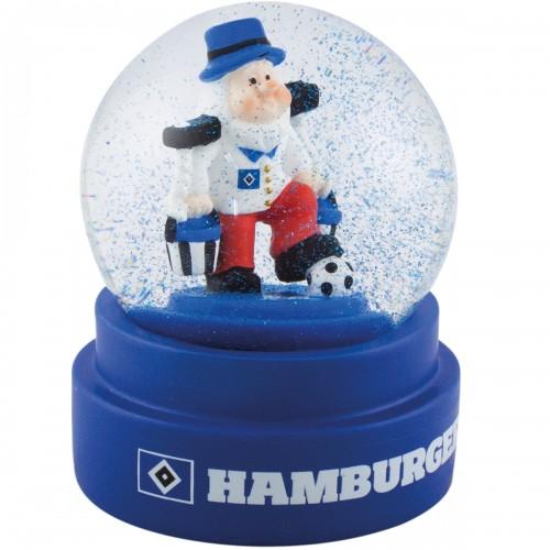 HSV Schneekugel