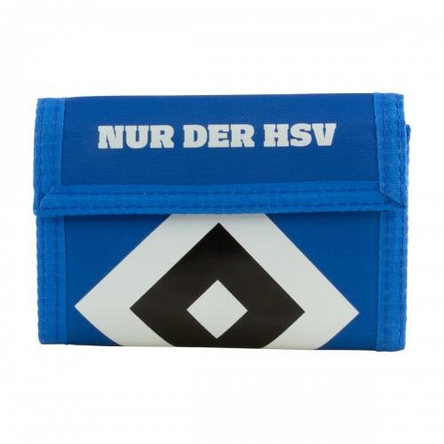 HSV Nylongeldbörse Raute
