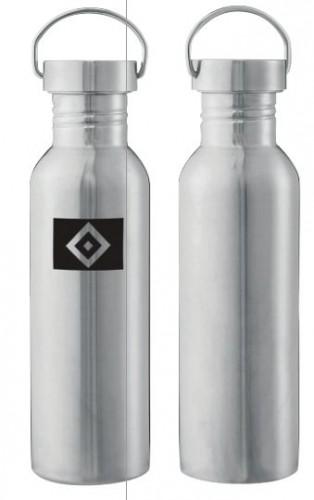 HSV Trinkflasche Edelstahl