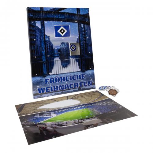 HSV Premium-Adventskalender 2020