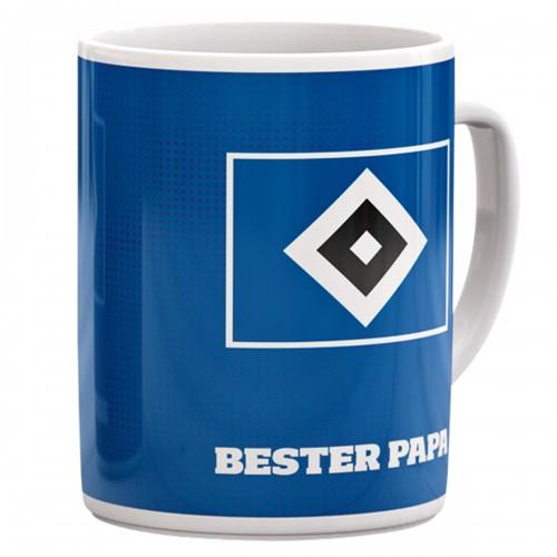 "HSV Tasse ""Bester Papa"""