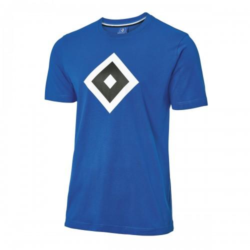 "HSV T-Shirt ""Raute"" blau"