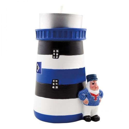 HSV Teelichthalter Leuchtturm