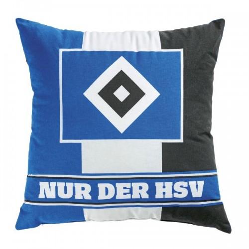 HSV Kissen Blockstreifen