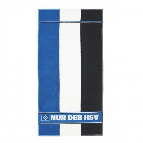 HSV Handtuch Blockstreifen