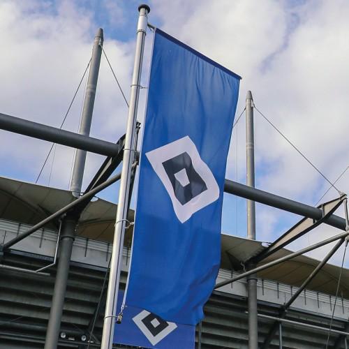 HSV Fahne 'Arena' Neu