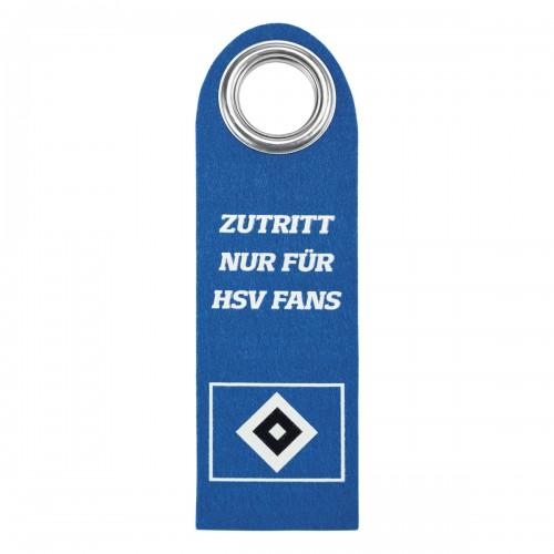 HSV Türhänger 'Nur der HSV'
