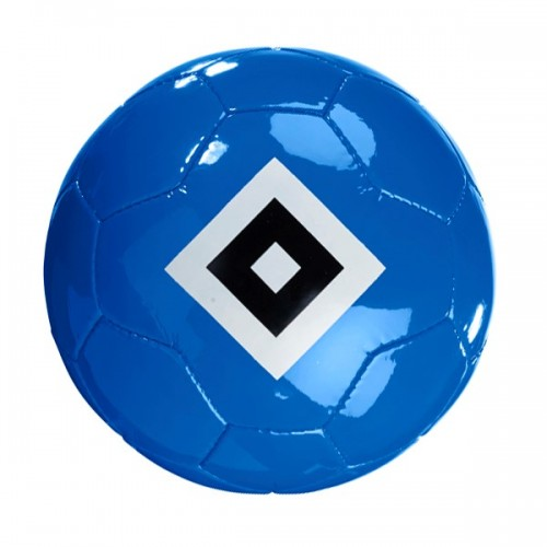 HSV Ball Raute blau Gr.5