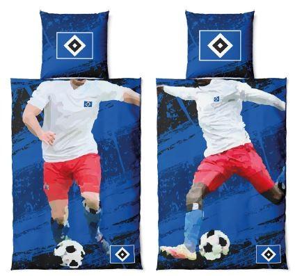 HSV Wendebettwäsche Spieler