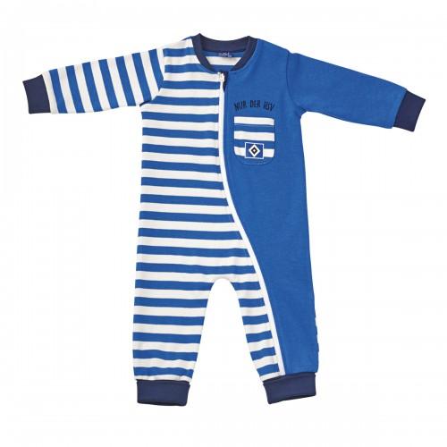 HSV Strampler Baby Hamburger Jung