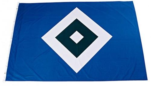 HSV Fahne 'Logo 3'