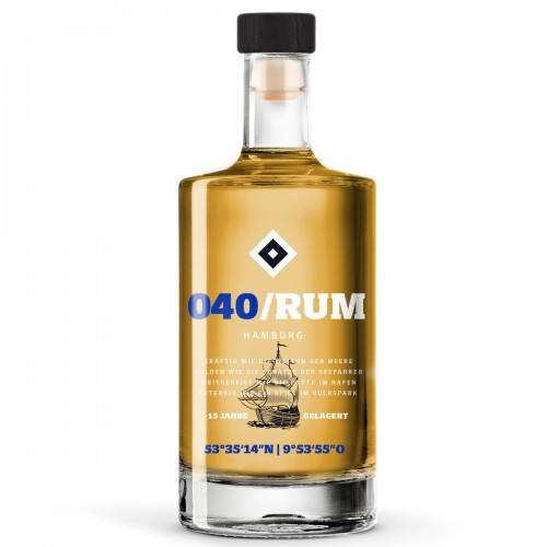 Hamburger SV 040 / Rum 500ml