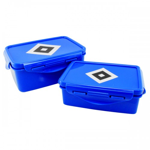 HSV Brotdosen-Set