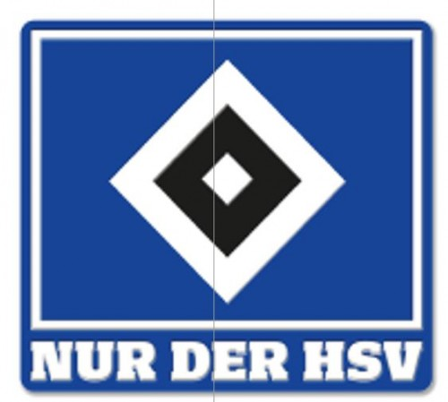 HSV Magnet Nur der HSV