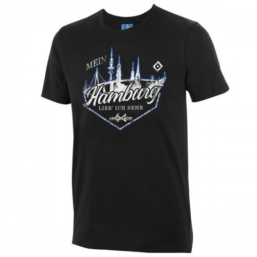 """HSV T-Shirt """"Boris-Abschlach"""""""
