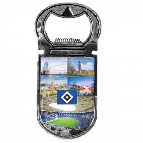 HSV Magnetflaschenöffner Neu