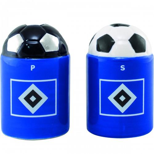 HSV Salz- & Pfefferstreuer 'Fußball'